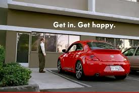 VW Get In Get Happy